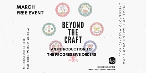 'Beyond the Craft'