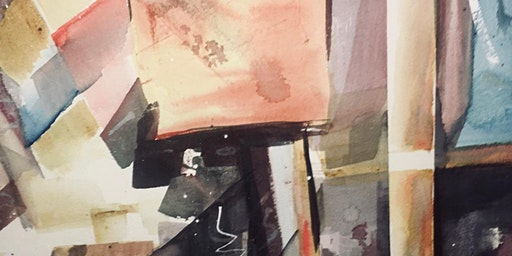 February 9th , 2020: WIDLY CREATIVE ABSTRACT PAINTING COURSE VALERIE KENT