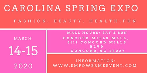 Carolina Spring Expo
