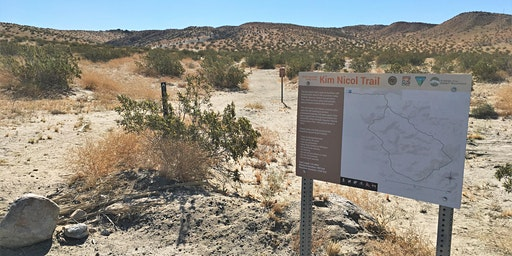 Kim Nicol Trail Hike