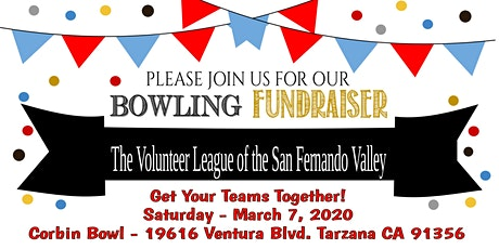Volunteer League Bowling Fundraiser tickets