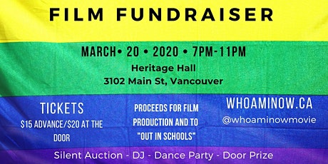 Who Am I Now? Indie Film Fundraiser tickets