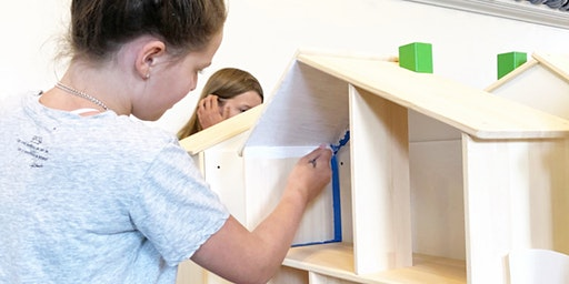 Interior Design + Doll House Camp! (Summer Camp, 6 - 16 years old)