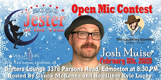 """No Snowflakes Allowed"" Comedy Show Starring Kyle Lucey with Josh Muise"