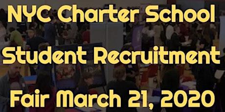 NYC Charter School Student Recruitment Fair tickets