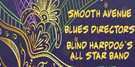 Boise Blues Society Fat Tuesday tickets