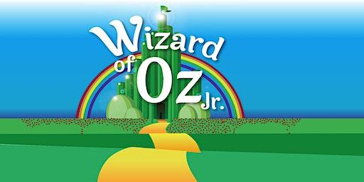 Little Mountain Community Theatre Acting Workshop for Children Wizard of Oz Jr.