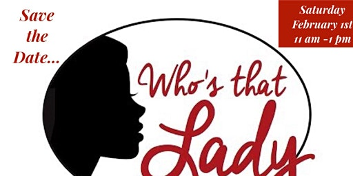 Who's that Lady Luncheon
