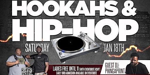 Hookahs & HipHop presented by KaNS