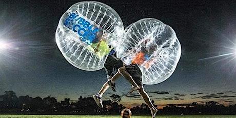 Bubble Soccer  tickets