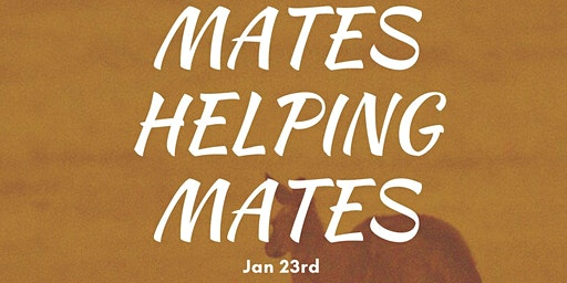 Mates Helping Mates