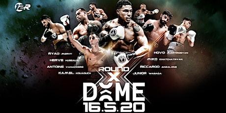 Dôme Boxing Night 10 billets