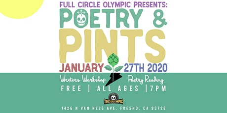 Poetry & Pints tickets