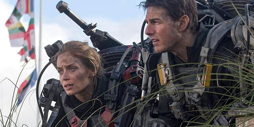 Groundhog Day Pt 2: The Edge of Tomorrow/Live Die Repeat (2014)