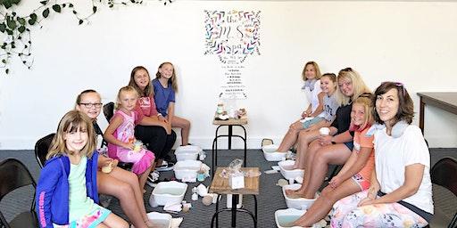 Bath + Body Workshops Week (Summer Camp, 5 - 14 years old)
