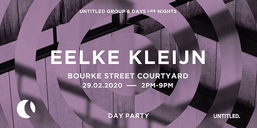 Eelke Kleijn — Day Party