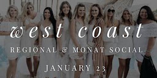 West Coast Regional & Monat Social