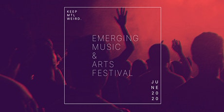 KMW Emerging Music and Arts Festival tickets