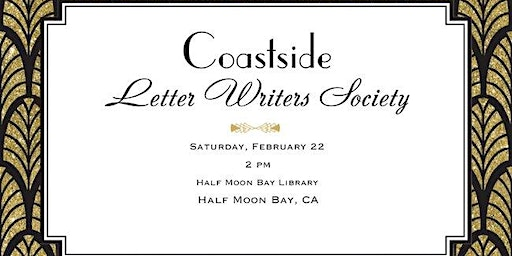 Coastside Letter Writers Society Meeting and Envelope Decorating