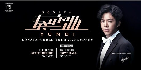 Yundi Li Sonata World Tour 2020 tickets
