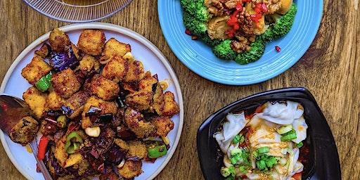 Vegan Chinese New Year Brunch