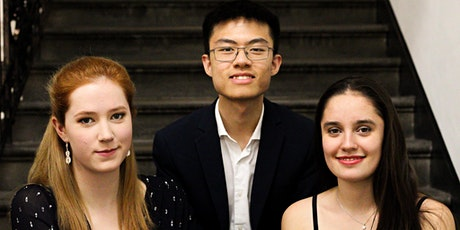 Lunchtime Recital - Cobalt Piano Trio tickets
