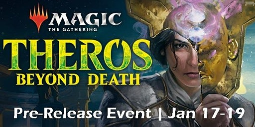 Magic The Gathering Theros Beyond Death Pre-Release