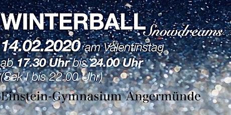 Winterball - Snowdreams Tickets