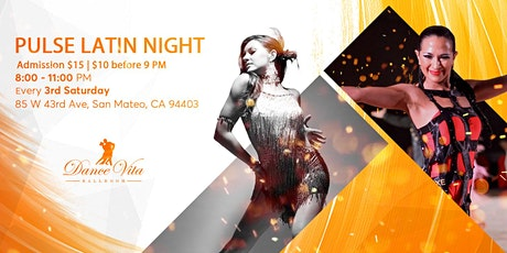 Pulse Latin Night tickets
