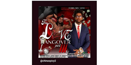 The Love Hang Over pt.3 tickets
