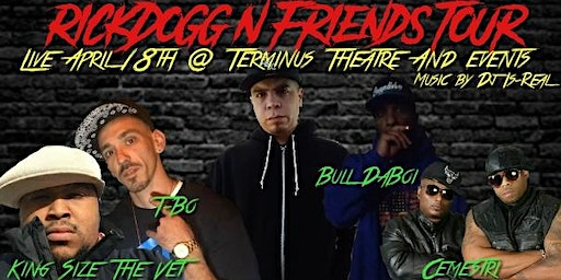 RICKDOGG AND FRIENDS TOUR