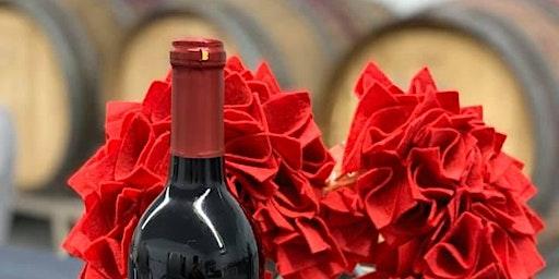 Valentine's Day Wine and Chocolate Pairing at the Vineyard