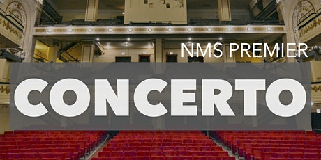 NMS Concerto Competition  Performance tickets