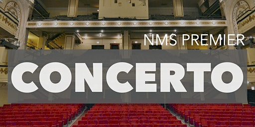 NMS Concerto Competition  Performance