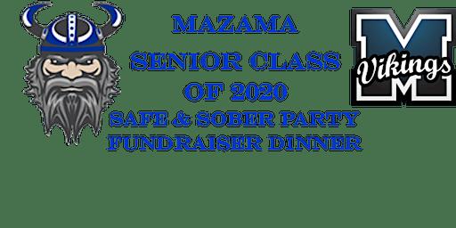 Mazama Senior Class 2020 Fundraiser Dinner