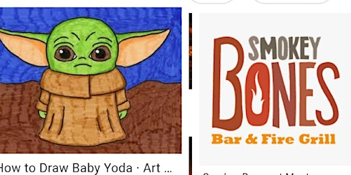 Baby Yoda ALL AGES Paint Event/Taunton