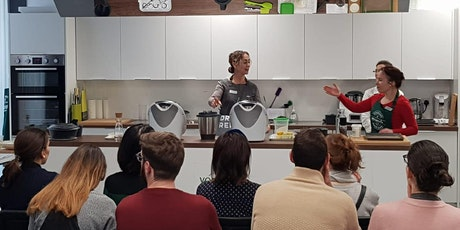 INTRODUCTION to THERMOMIX - Public demonstrations tickets