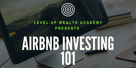 AirBNB Investing 101 tickets