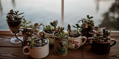 Succulent Building Workshop tickets