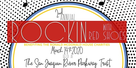 2nd Annual Rockin' With Red Shoes tickets