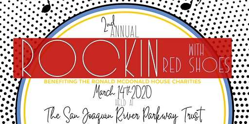 2nd Annual Rockin' With Red Shoes