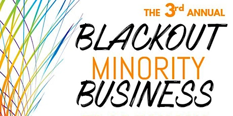 #BLACKOUT Minority Business Tradeshow tickets