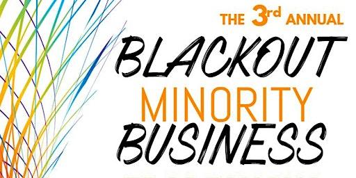 #BLACKOUT Minority Business Tradeshow