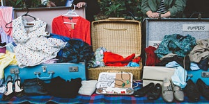 Suitcase Rummage SOUTH MELBOURNE (South Melbourne Town...