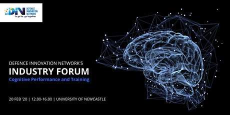 DIN Industry Forum: Cognitive Performance and Training tickets