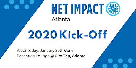 Net Impact Atlanta 2020 Kick-Off tickets