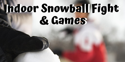 ALCC's Indoor Snowball Fight & Games