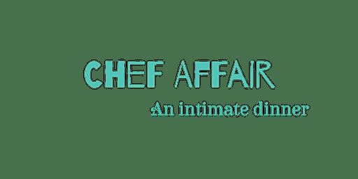 Chef Affair Presents: An intimate Valentine's Day Dinner