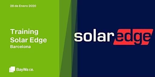 Training Solar Edge