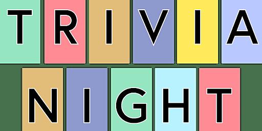 Plowsharing 2nd Annual Trivia Night!